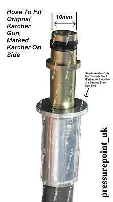 Karcher Upgraded Aftermarket Hds Commerial 10m Pressure